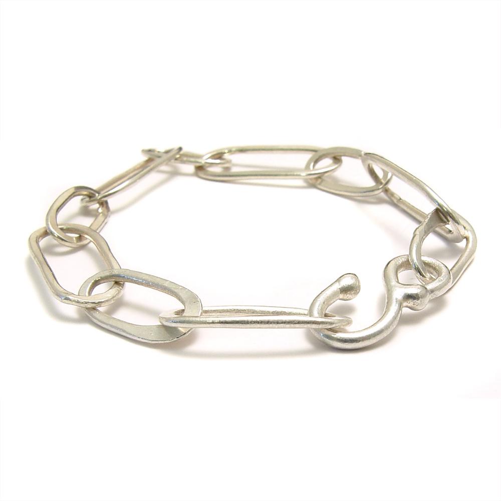 Fusing Fine Silver Rings