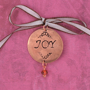 Holiday Gift Tag n Pendant