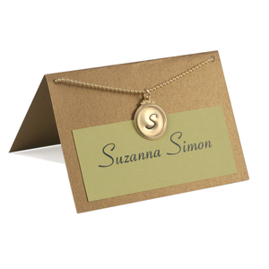Keepsake Place Card