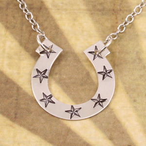 Lucky Star Horse Shoe