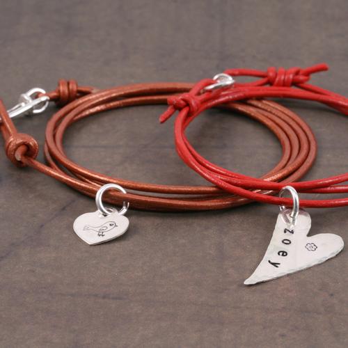 Beaducation_leather_wrap_bracelets