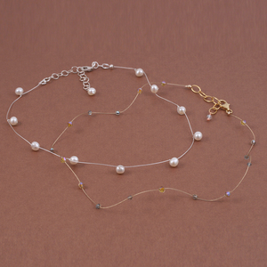 Delicate Necklace Float