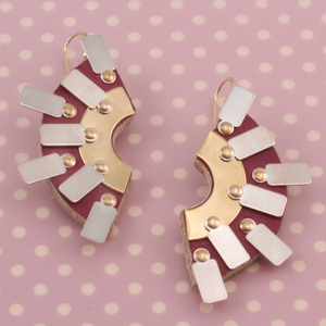 Fan Out Earrings