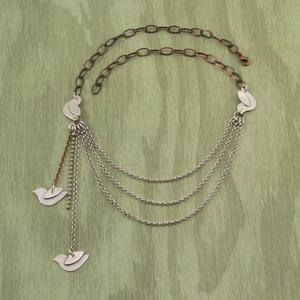 Little Birds Necklace