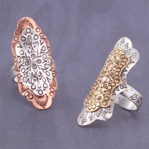 Rivetable Plaque Rings