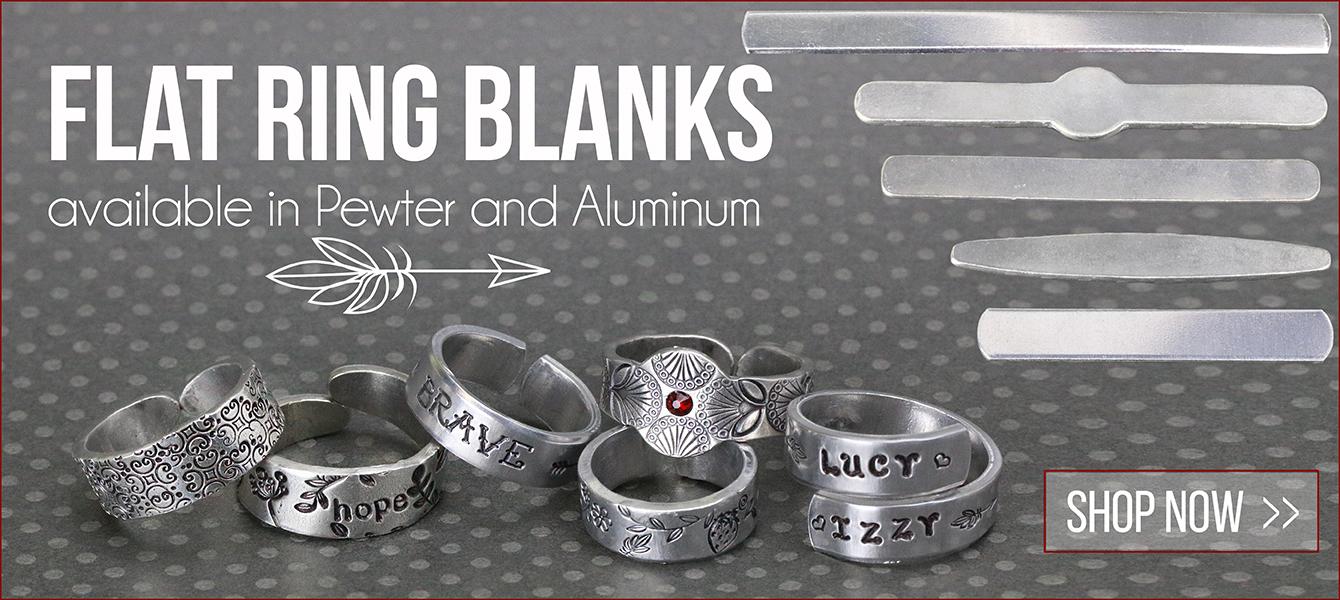 Flat-ring-blank-slate