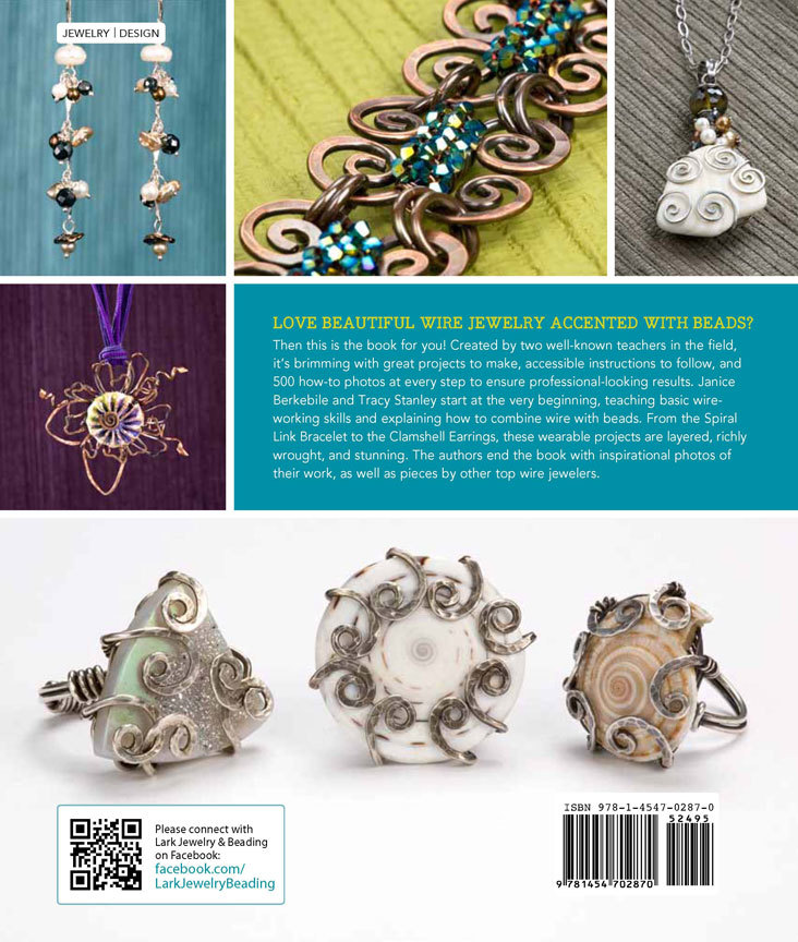Books Making Wire & Bead Jewelry Book by J. Berkebile & T. Stanley