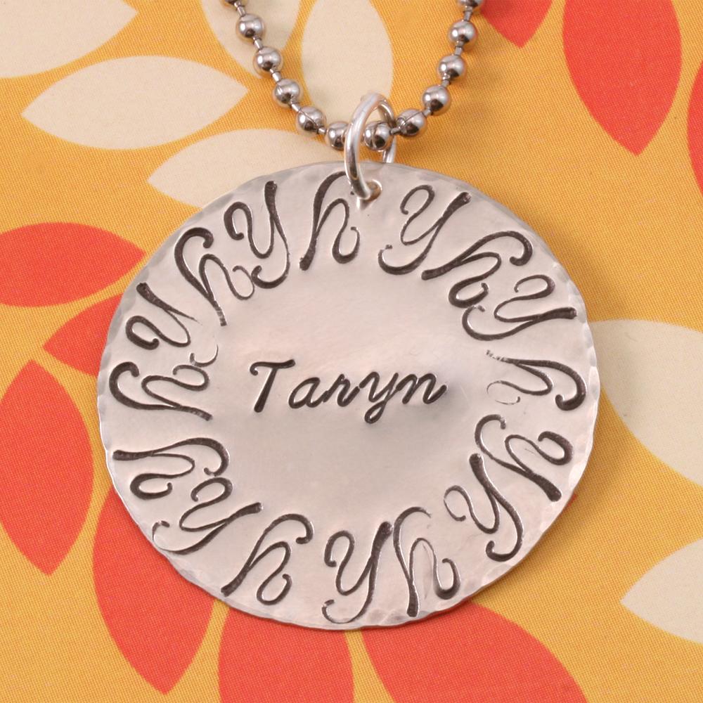 "Metal Stamping Tools Monogram Letter ""Y""  6mm"