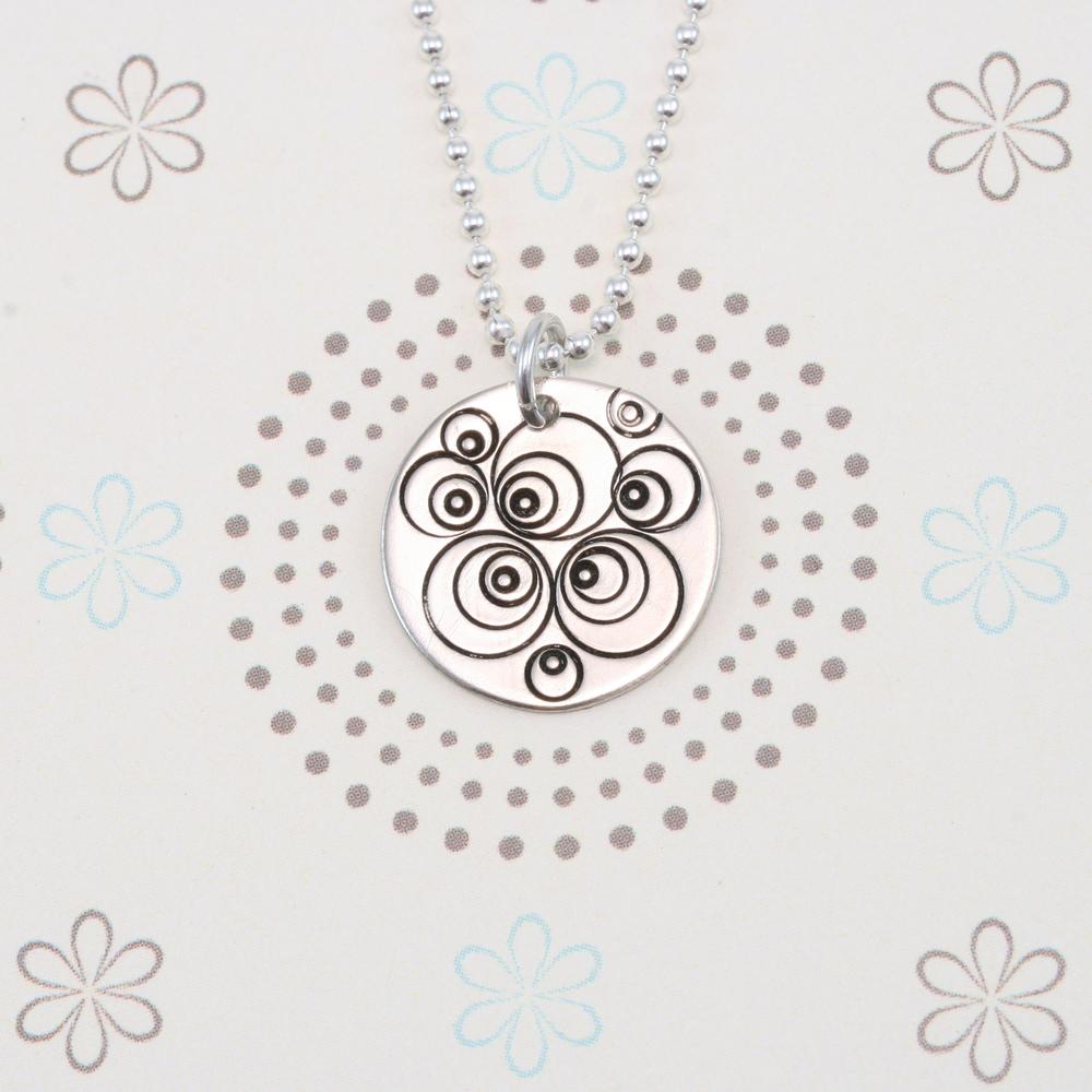 Metal Stamping Tools Degrees Symbol  or Circle Metal Design Stamp 1mm - Beaducation Original