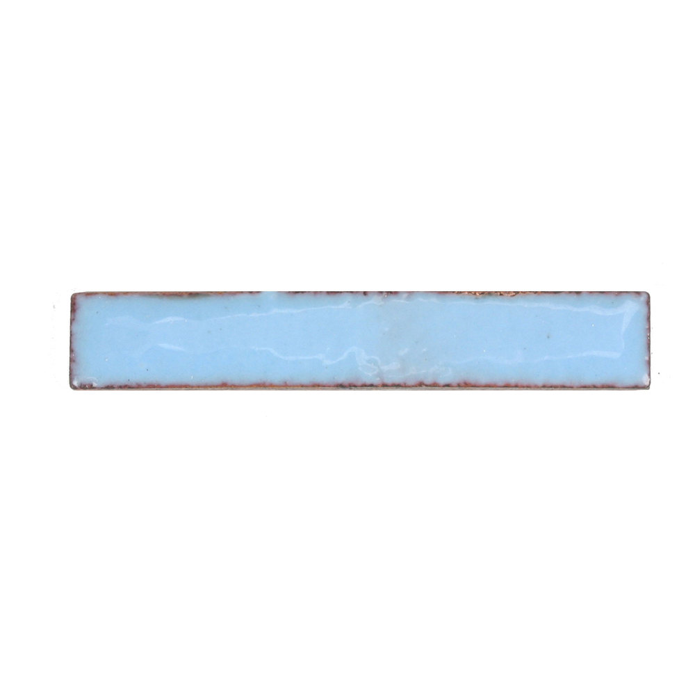 Enamel & Mixed Media Sky Blue Opaque - Thompson Enamel #1610