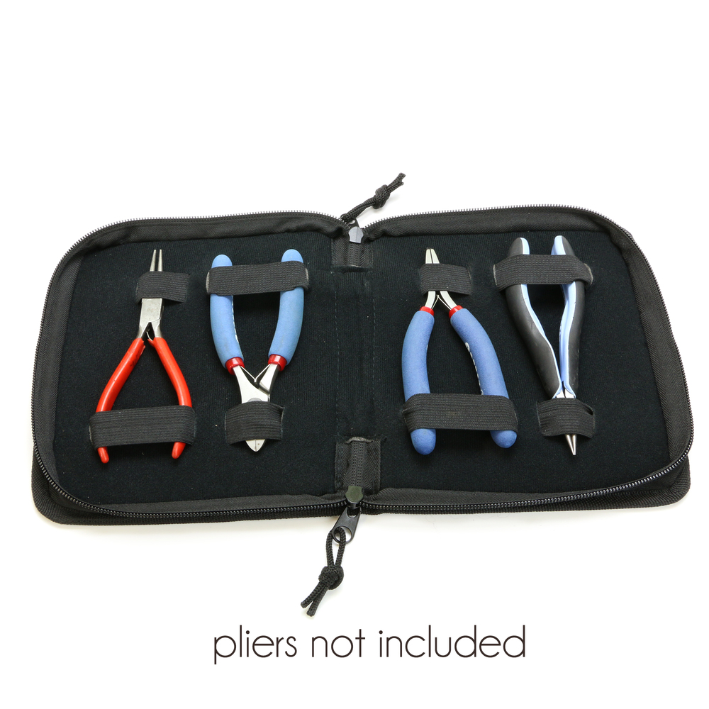 Jewelry Making Tools Pliers Case