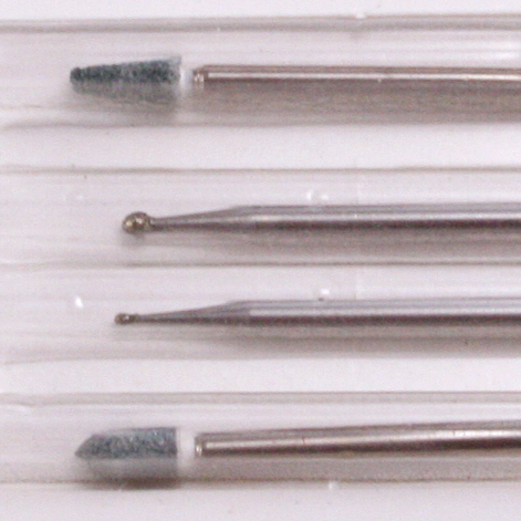Jewelry Making Tools Diamond Tipped Bits for Engraver Tool, Set of 4