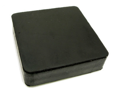 Jewelry Making Tools Rubber Block