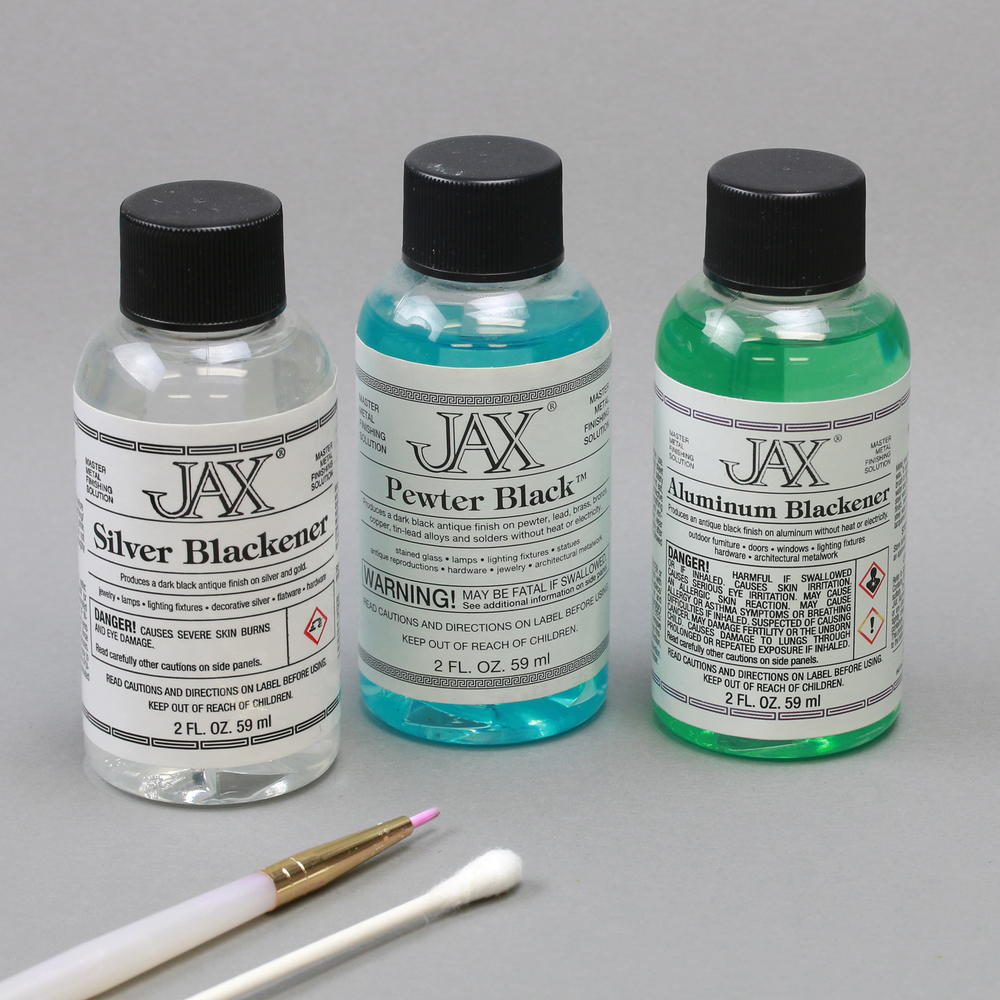 Jewelry Making Tools JAX Silver Blackener - USA GROUND UPS SHIPPING ONLY  *Does not qualify for Free Shipping