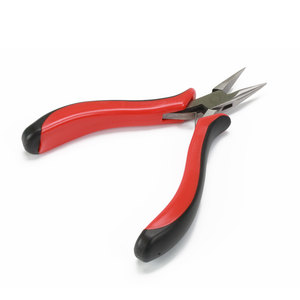 Jewelry Making Tools German Chain Nose Pliers With Ergonomic Handle