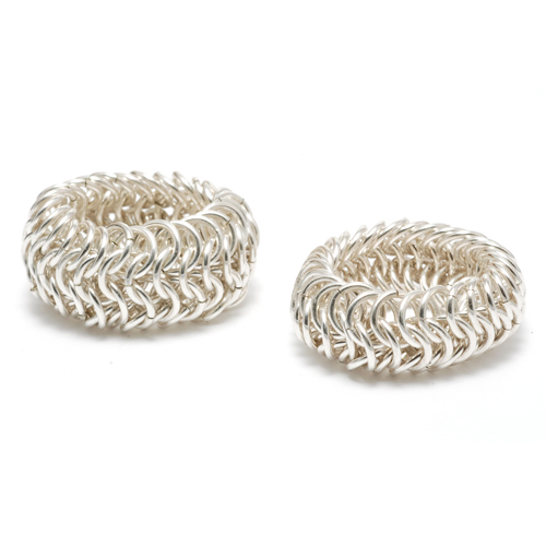 6-in-1 Chainmail Ring Online Class with Colin Mahler