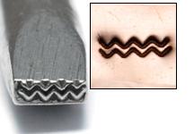 Metal Stamping Tools Aquarius Zodiac Design Stamp