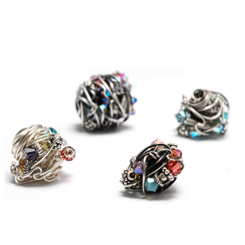 Tornado Beads Online Class with Lisa Niven Kelly