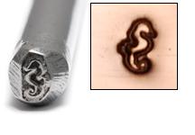 Metal Stamping Tools Seahorse Design Stamp