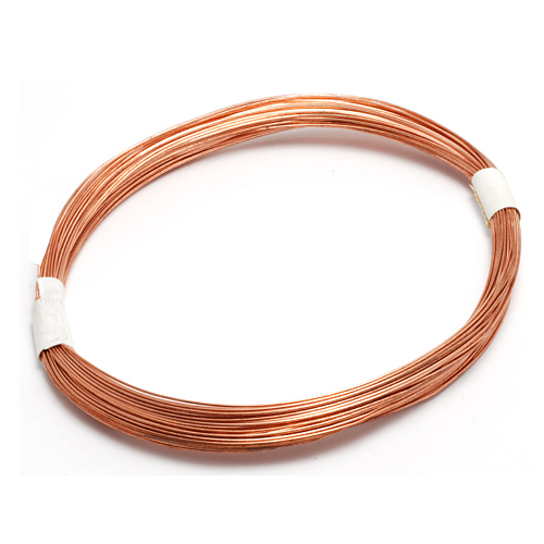 Wire & Sheet Metal 22g Copper Wire, 25 ft