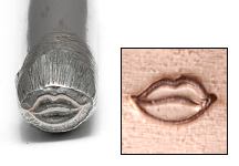 Metal Stamping Tools Lips Design Stamp