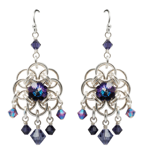 Helm Chain Earrings Online Class with Colin Mahler