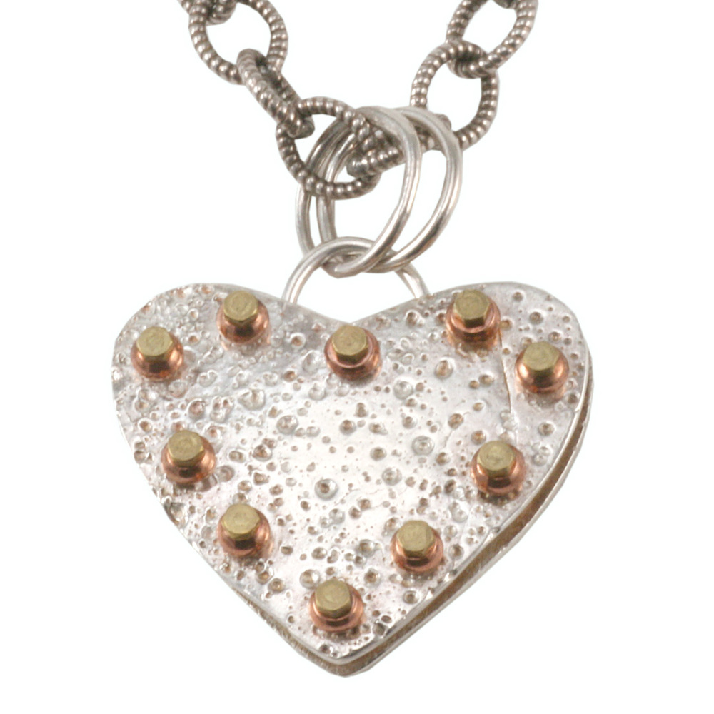 Unbreakable Heart Pendant Online Class with Emily B. Miller
