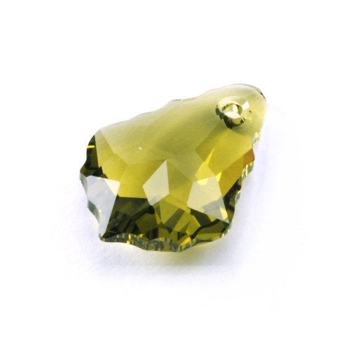 Online Video Classes Baroque Pendant Olivine