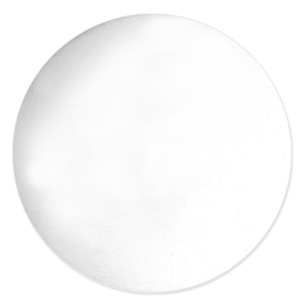 "Metal Stamping Blanks Sterling Silver Circle, 38mm (1.50""), 24g"