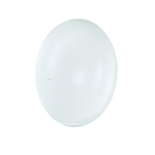 14mm x 10mm Glass Dome, Oval