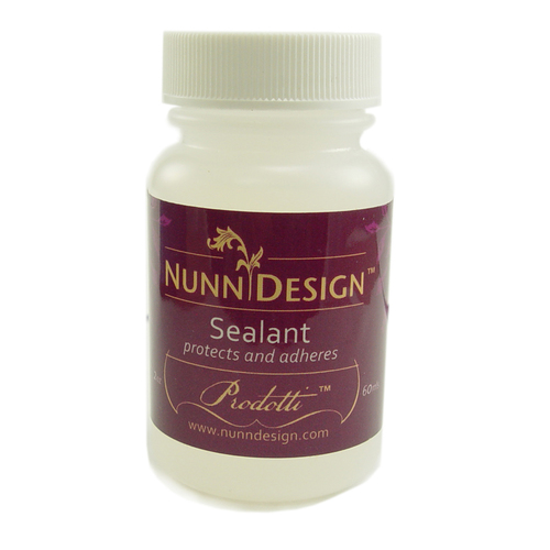 Enamel & Mixed Media Nunn Design Sealant