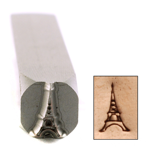 Metal Stamping Tools Eiffel Tower Metal Design Stamp