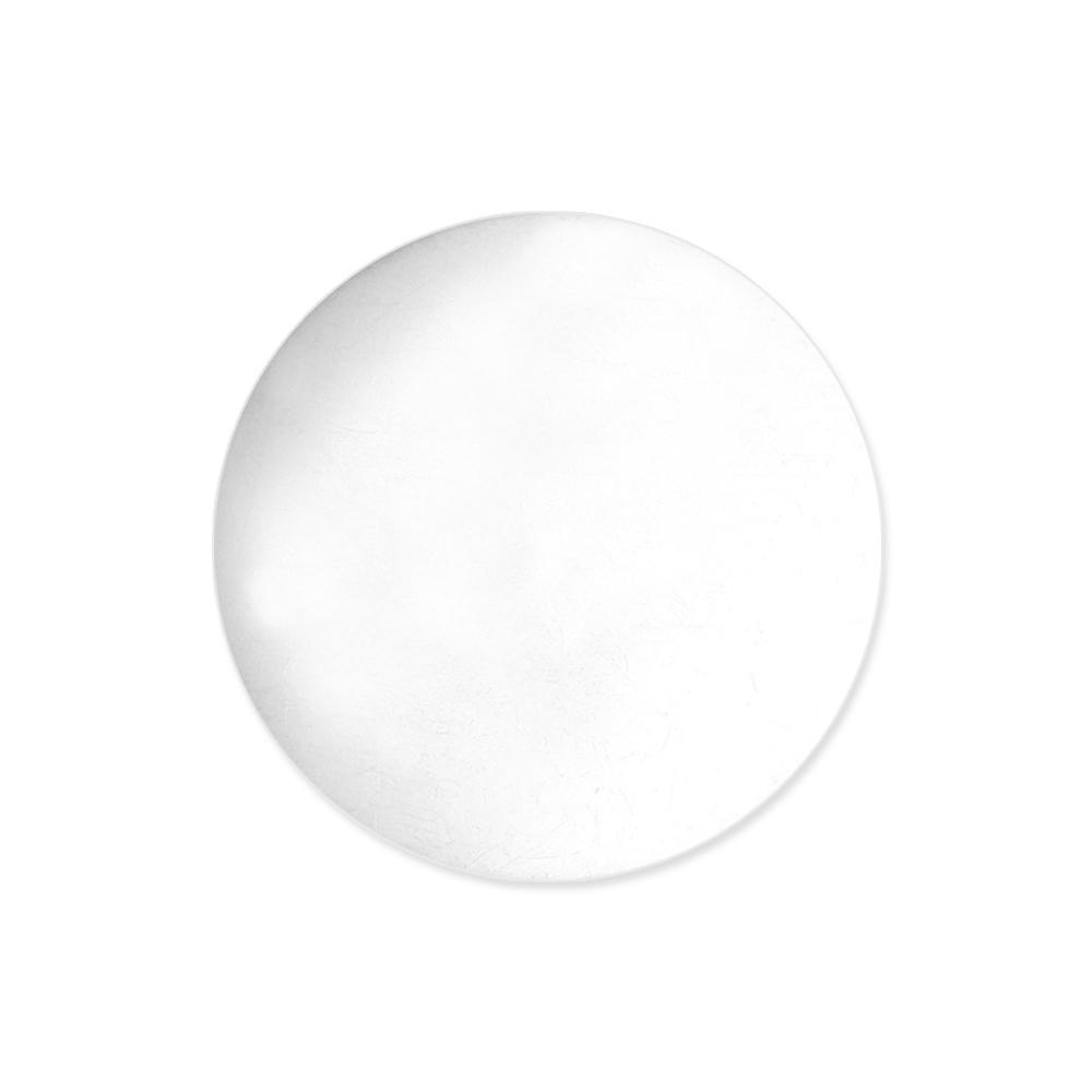 "Metal Stamping Blanks Sterling Silver Circle, 19mm (.75""), 16g"
