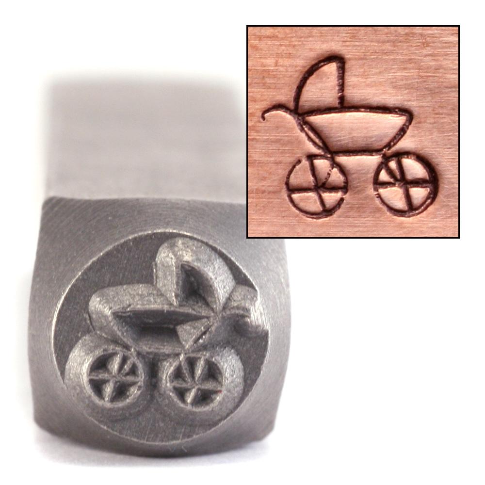 Metal Stamping Tools Stroller Design Stamp