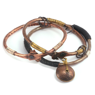 Bodacious Bangle Online Class with Kim St. Jean