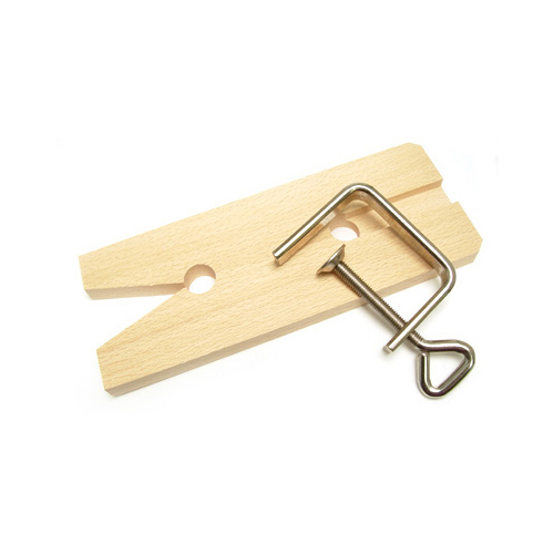 Jewelry Making Tools V-Slot Bench Pin and Clamp