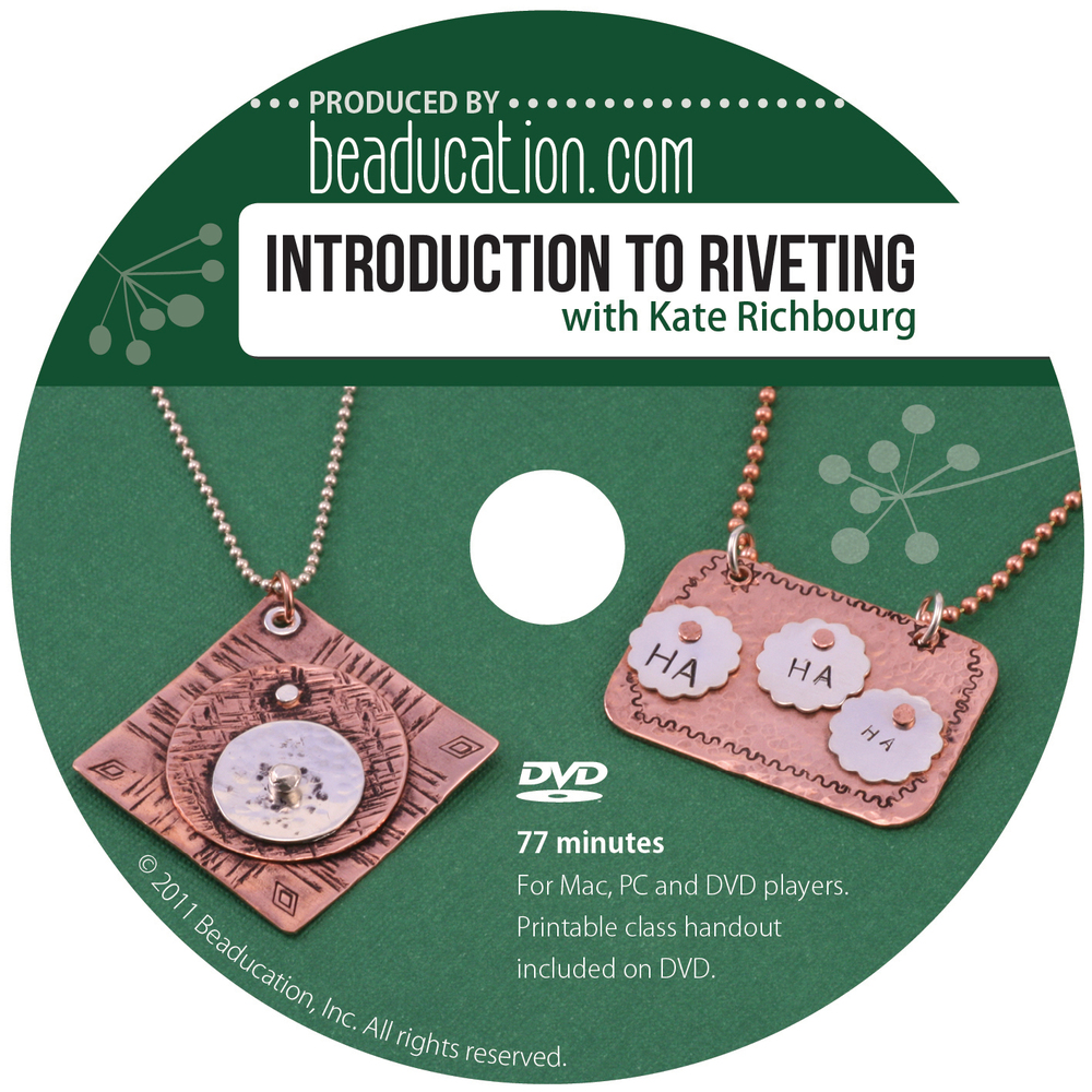 Introduction to Riveting DVD with Kate Richbourg