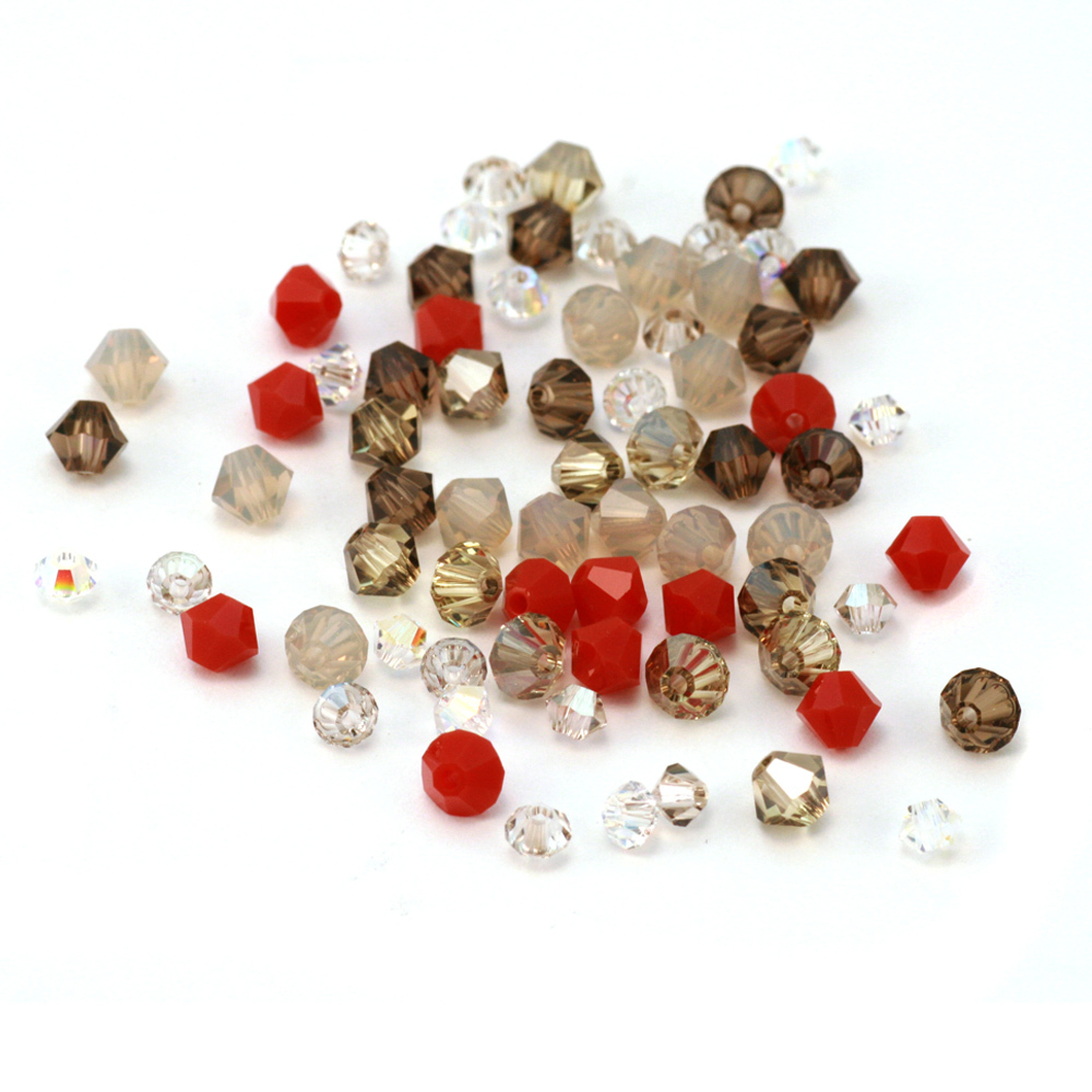 Crystals & Beads Cherry Tree Crystal Mix