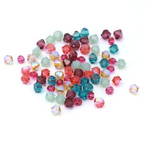 Crystals & Beads Mardi Gras Crystal Mix