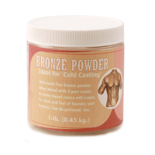 Enamel, Patina & Resin Bronze Casting Powder