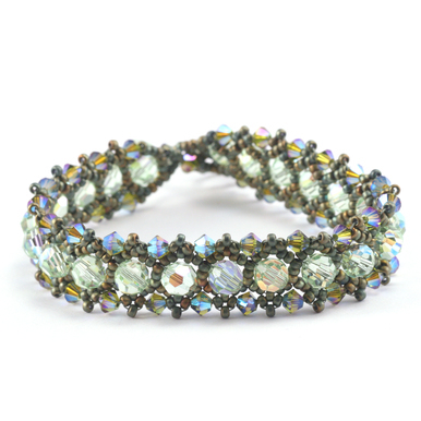 Online Video Classes Parisian Lights Bracelet Online Class with Jill Wiseman
