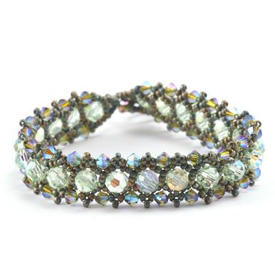 Parisian Lights Bracelet Online Class with Jill Wiseman