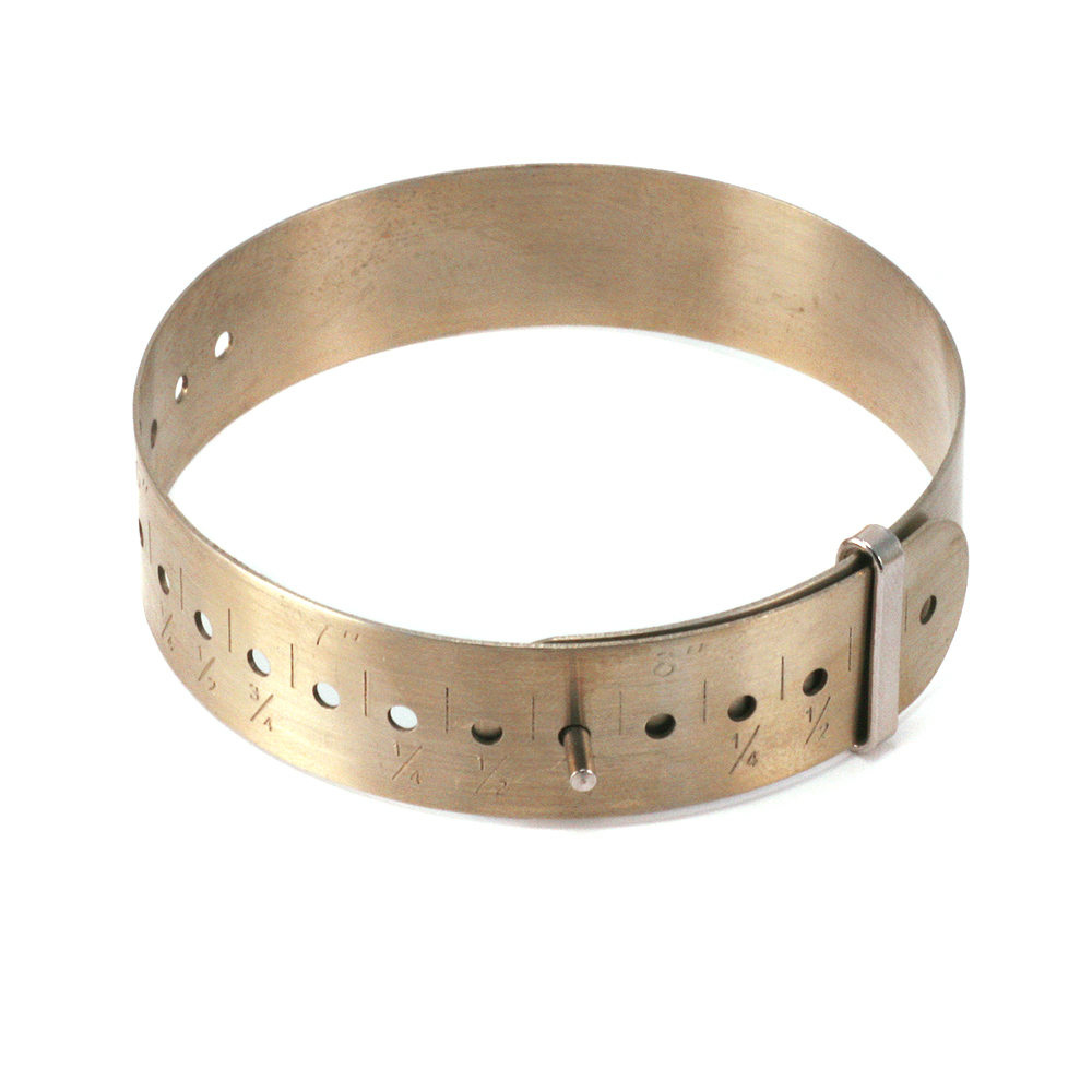 Jewelry Making Tools Metal Bracelet Measuring Gauge