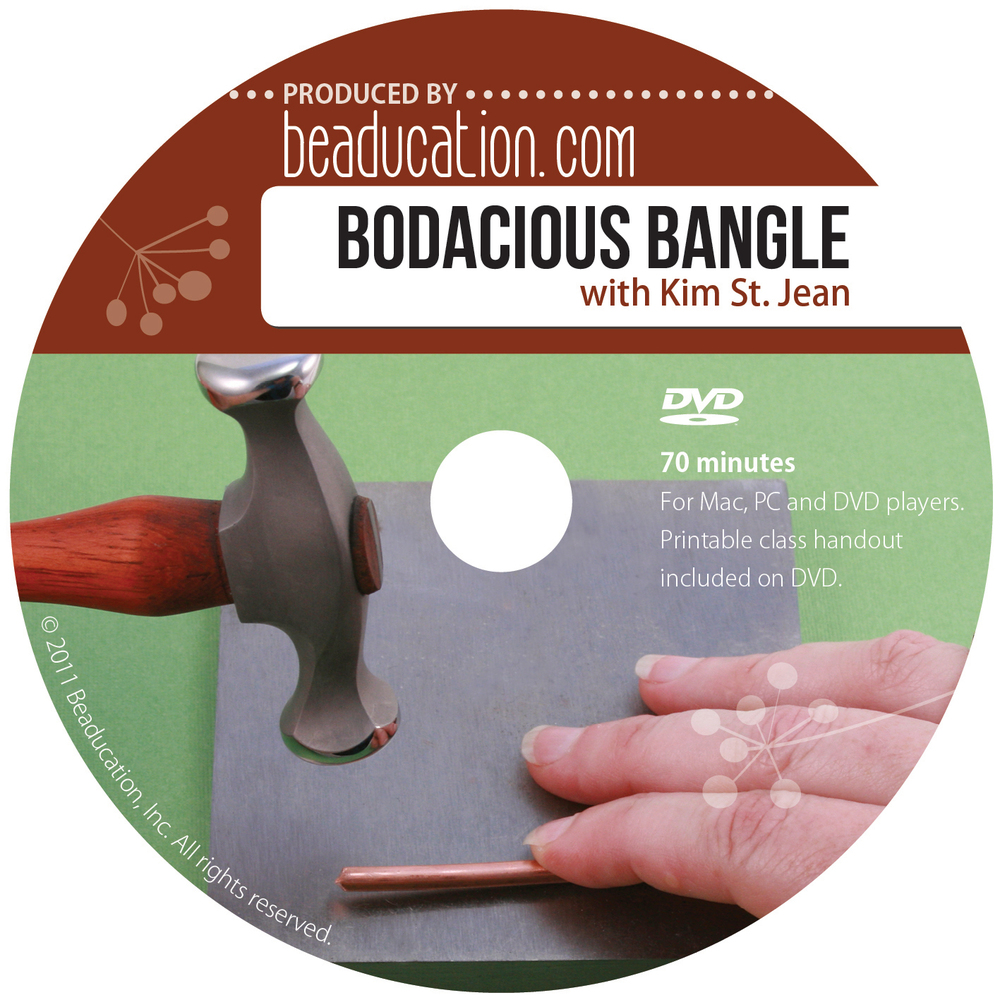 Bodacious Bangle DVD with Kim St. Jean