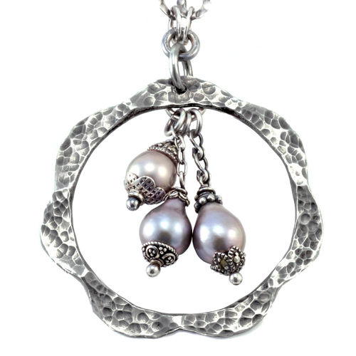 Online Video Classes Dewdrop Pendant and Earrings Online Class with Janice Berkebile
