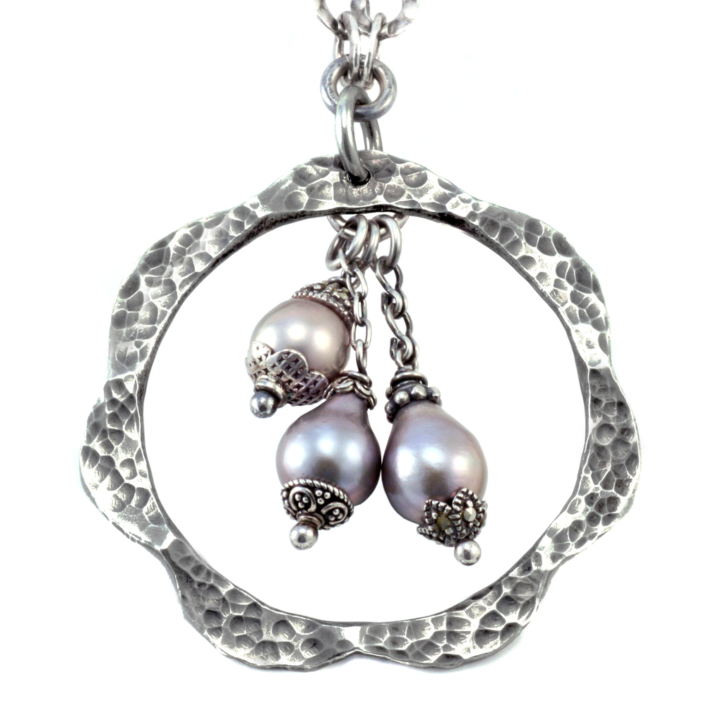 Dewdrop Pendant and Earrings Online Class with Janice Berkebile