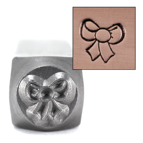 Metal Stamping Tools Bow Design Stamp