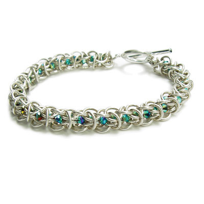 Crystal Elf Weave Bracelet Online Class with Colin Mahler