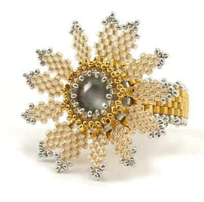 Dahlia Ring Online Class with Laura McCabe