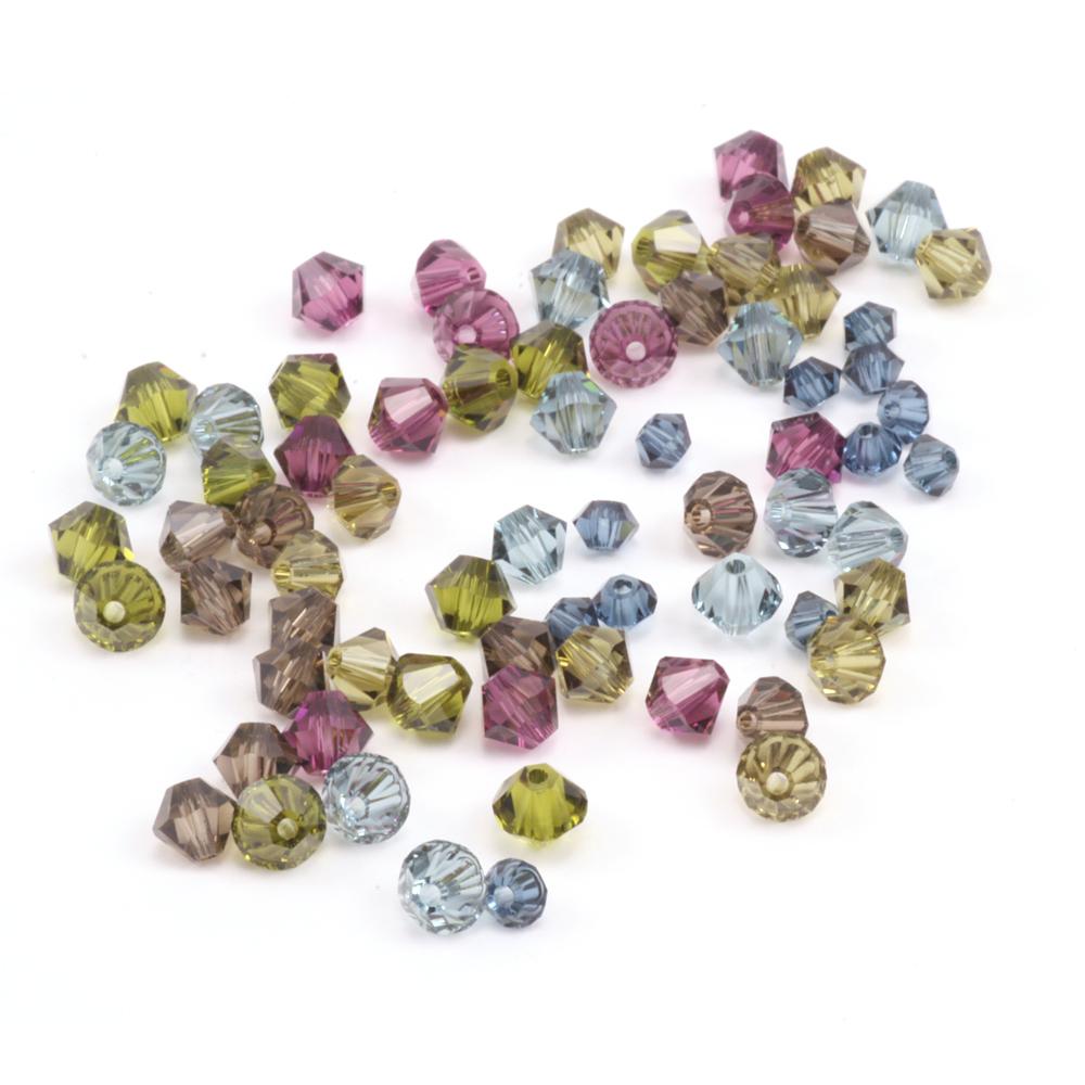 Crystals & Beads Montana Sunset Crystal Mix